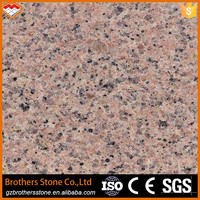 Decorative stone Taishan red granite
