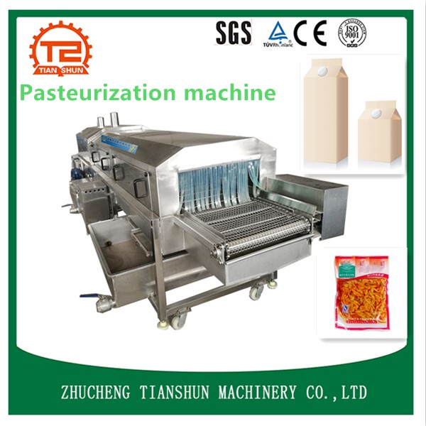 pasteurizer machine for fruit juice processing equipment