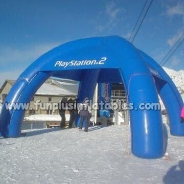 Top quality inflatable lawn tent,big inflatable structure P2010