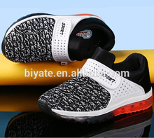 air cushion sole led light up shoes for kids