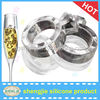 latest desigh silicone diamond ring ice tray mold