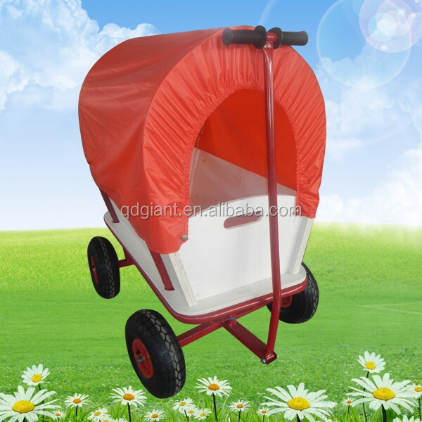 Wooden nursery carts TC1812A