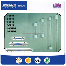 Germicidal UV Lamp 14watt 4 pin 200-300mm pure water purifier drinking water disinfection