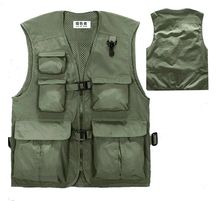 Top quality breathable classic OEM new design Fly Fishing Vest
