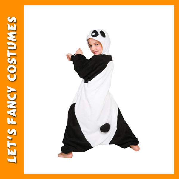 PGCC1456 Factory direct carnival children animal costume panda costume