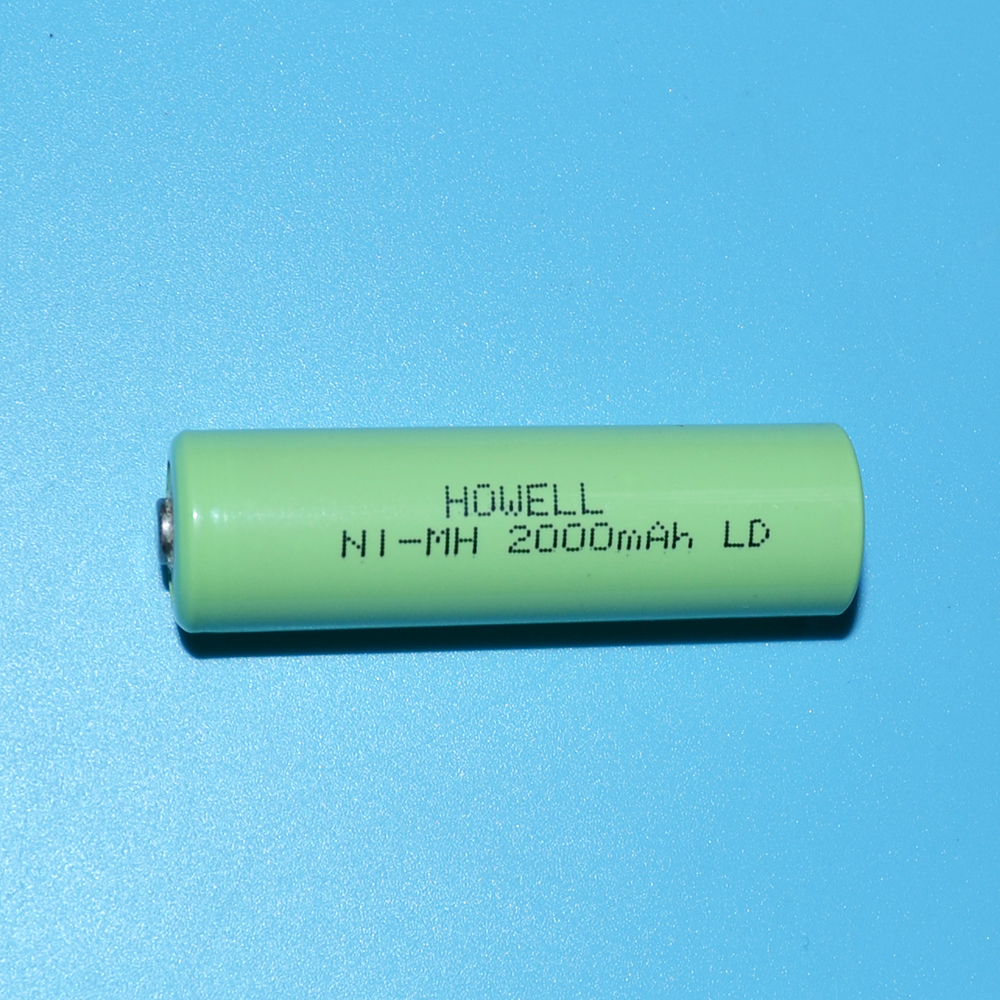 Rapid Charge AA Rechargeable 1.2V 2000mAh NIMH Battery For Mini MP3 Player
