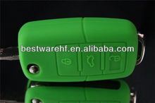 Lovely good quality car key silicone covers for VW