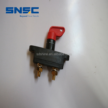For Shacman Battery Main Switch, Power supply switch, DZ95189763010