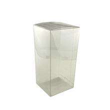 Clear transparent acetate plastic packaging box