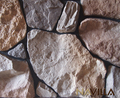 faux Dressed Fieldstone for interior wall