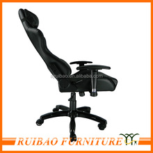 Big Size Gaming Chair Lift Mechanism Computer Racing office Chair with 3D armseat