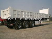 flatdeck semi trailer