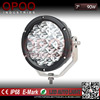 Popular round 90w led truck work light, hotsale 7inch black 90w led truck work light