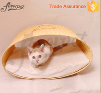 2016 New Design Luxury Round Pet Bed , cute cat bed