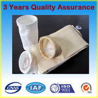 CNP Strong acid and alkali resistant pps filter fabric for dust collecter