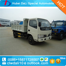 Dongfeng 6 Wheel Mining Dump Truck Load Capacity for sale