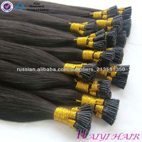 High Reputation Factory Price I Tip Silk Strand Hair Extension