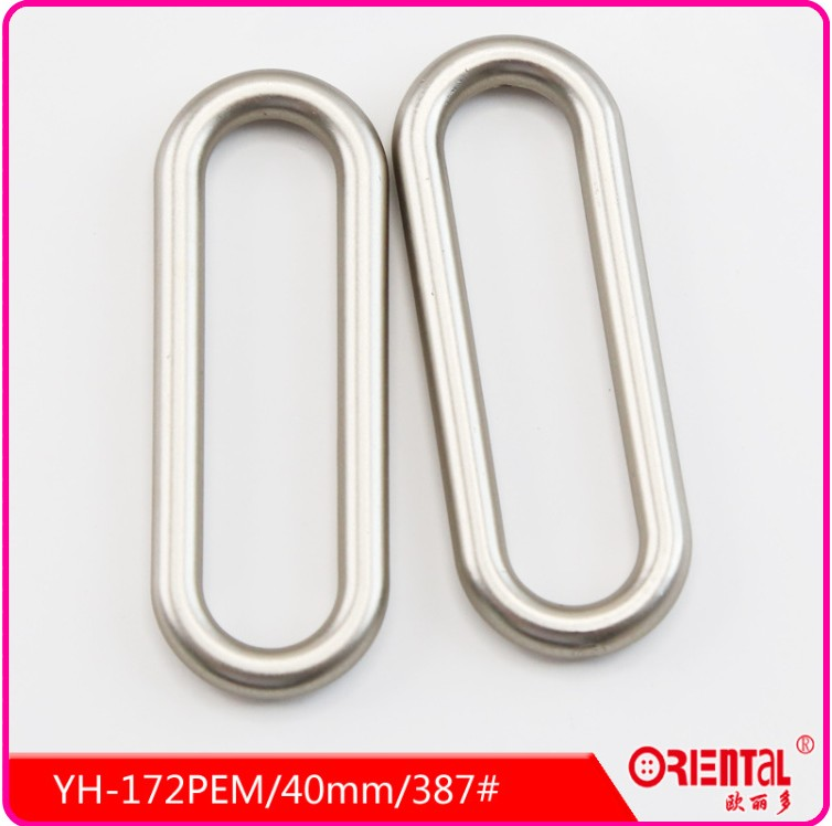 U-shape ABS buckle for decorating