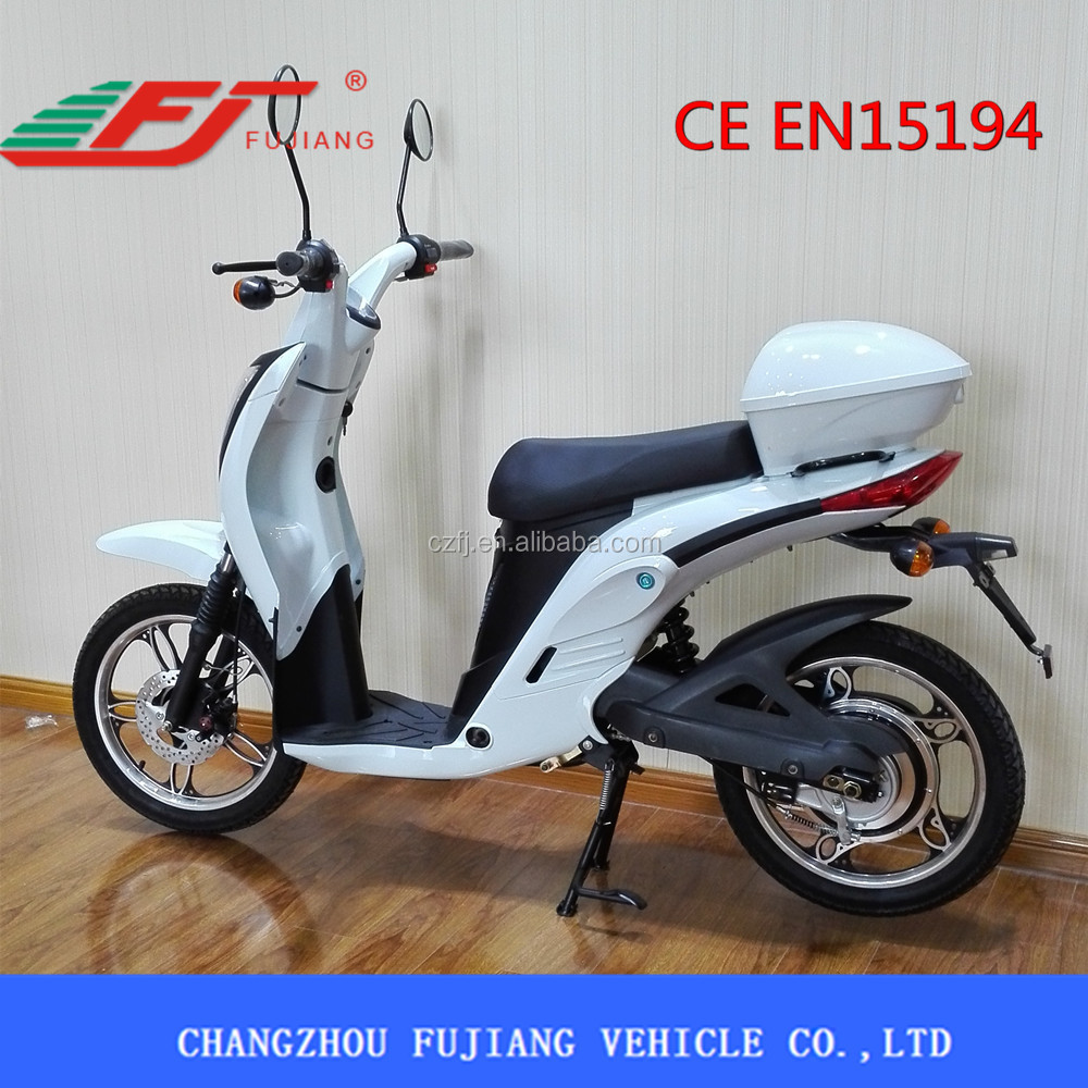 Fujiang 2015 FHTZ easy rider electric scooter made in china