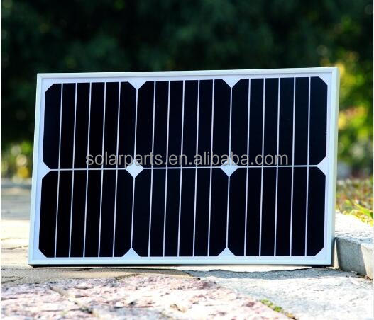 18W Sunpower cell Tempered Glass laminated Solar photovoltaic modules