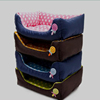 SZPLH Comfortable pet bed filled with polyester fiber