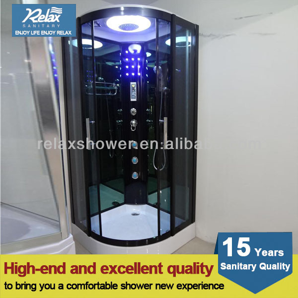 2017 hot sale luxury steam showers for bathroom all of the world