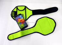 For apple iphone 6 sports armband mobile phone Sport Armband Case with Key Holder and Headphone Jack