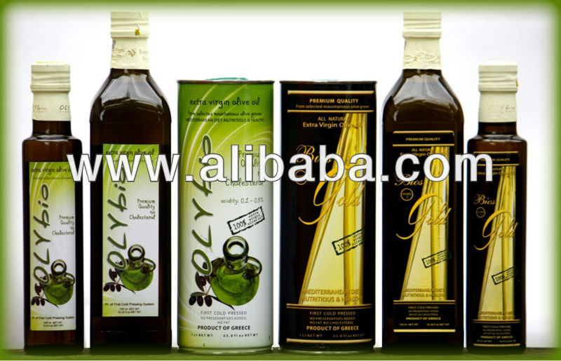 Extra Virgin Olive Oil - 100% High Quality (Koroneiki variety)