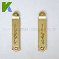 4 Setp Metal Furniture Hinge For The Hairdressing Bed KYA043-4