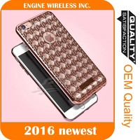 phone case with floating diamond bulk case for iphone 5,for iphone 5case