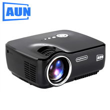AUN LED <strong>Projector</strong> AM01, Set in HDMI, VGA, USB, Multimedia Player for Home Theatre