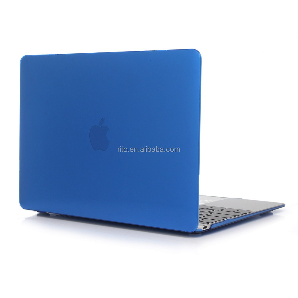 "Wholesale Matte Hard Cover Case For Macbook Air 13"",11 Colors,Customers logo"