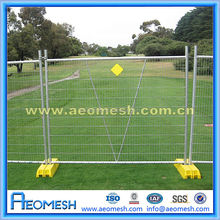 China factory product cheap pool fence , temporary pool fence welded fence