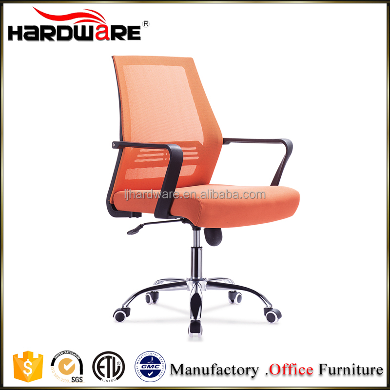 Bottom price color mesh office gas lift chair for workstation