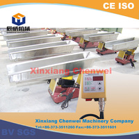 Alibaba gold supply vibrating chute feeder