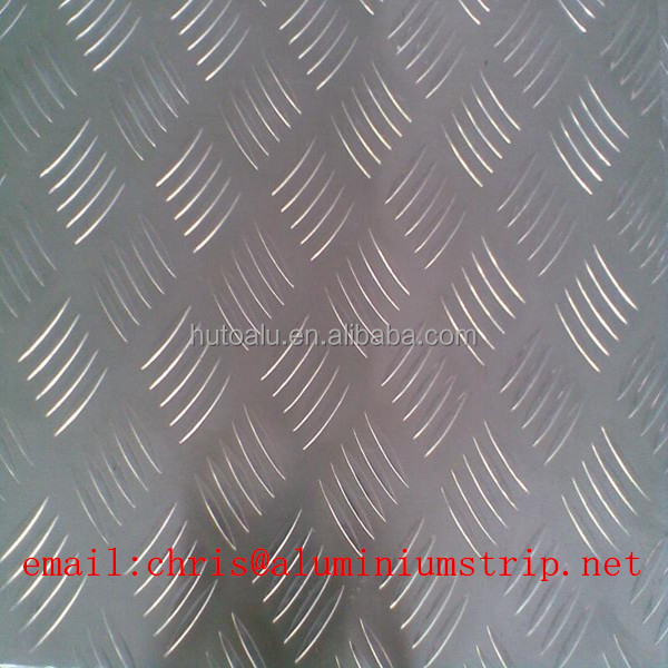 2014 Hot sale aluminium checker plate for tool boxes