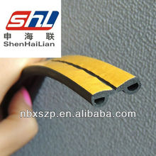 factory produced ,extruded rubber bonded seal