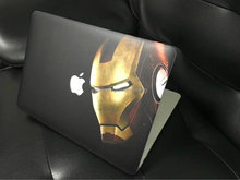Man of steel pring Case For Macbook Air Pro Retina 11 12 13 15 laptop bag case For Macbook Air 13 / Pro 13 Retina13 15 cover