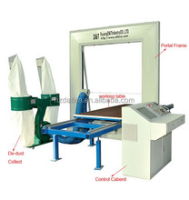 Used cnc cutter pu, rockwool, xps foam cutting machine