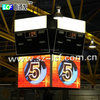 PH7.62 Indoor full color 360 degree LED display