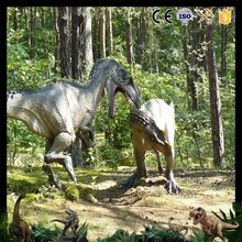 DW-0959 High Quality Attraction Robot Animatronic Dinosaur for Dinoworld /Exhibition/Show
