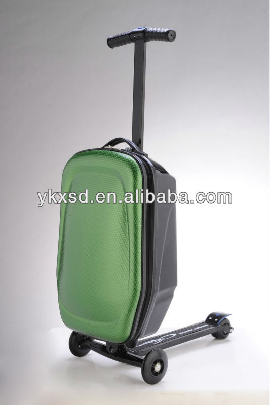 2016 OEM Scooter suitcase / travel luggage