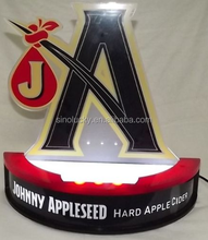 LED Lighted Sign ANHEUSER-BUSCH bright