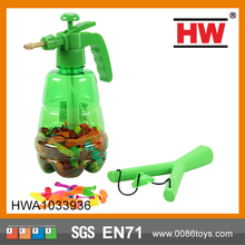 Funny water balloon slingshot game set 500pcs water bomb balloons