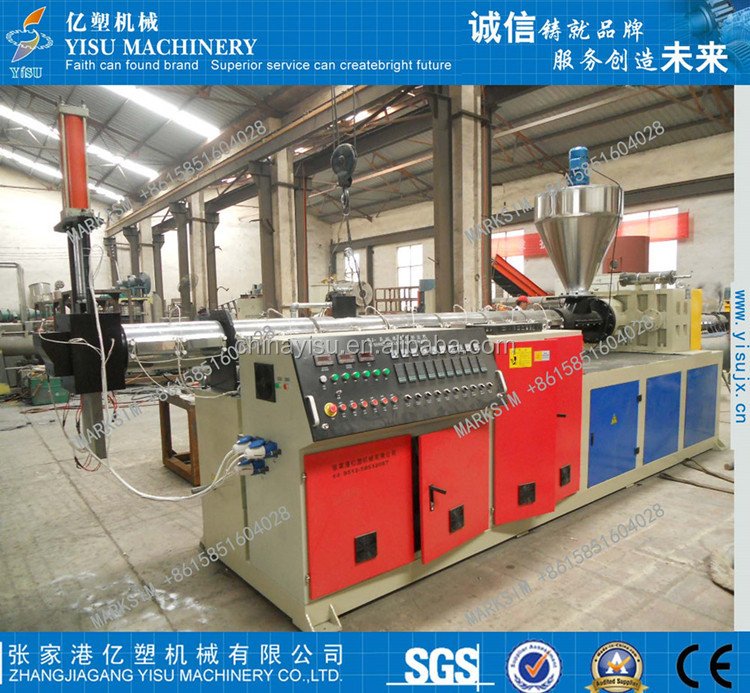 waste plastic recycling machine/PP PE film pelletizing line/granulating machine