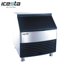 ICESTA cheap easy operation Cube square machine cubic ice maker