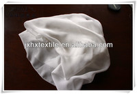 white polyester chiffon fabric sexy wedding dresses
