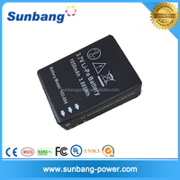 Digital camera battery pack for AHDBT-001 replacement 3.7V 1100mAh made in china