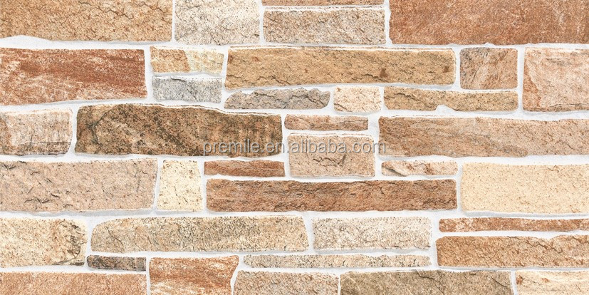 yellow stone cladding for interior decoration culture stone wall cladding 3D wall tile