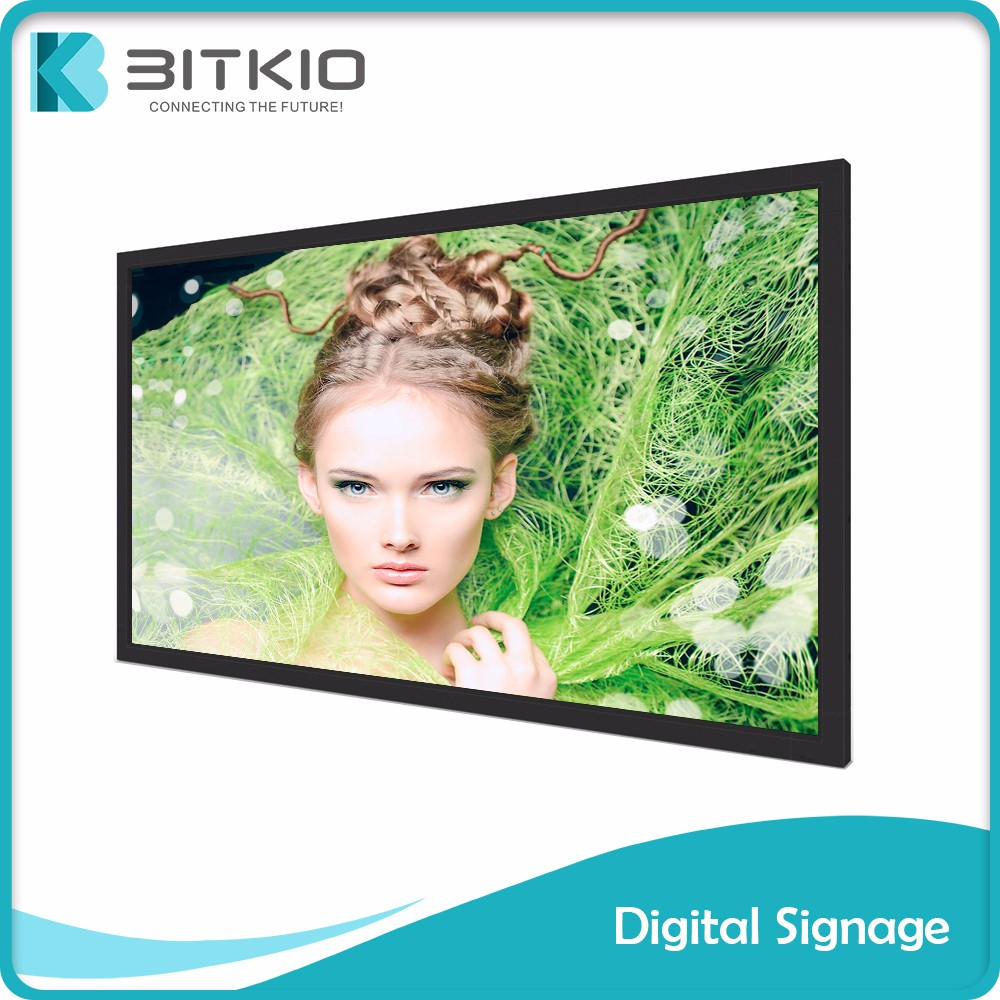 high quality 40 inch pc all in one desktop with touch screen